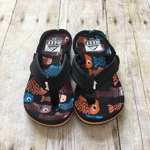 Reef Boy Sandals